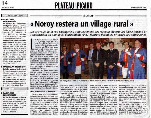 Noroy - 15.01.2009