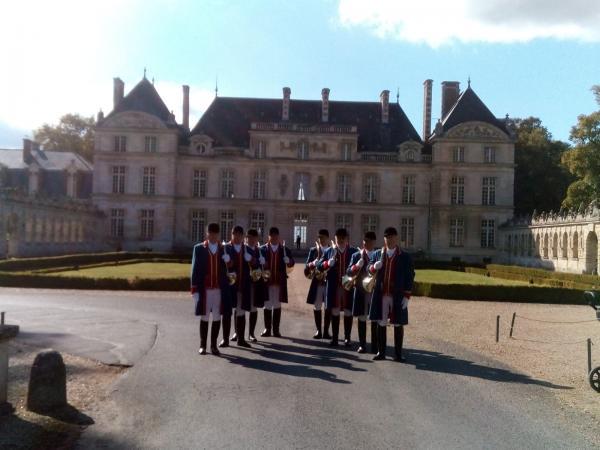 Château de Raray - 03. 10.2018