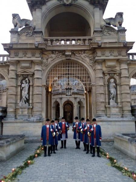 Château de Chantilly - 12.09.2017