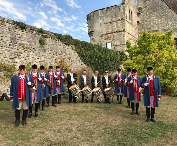 Senlis - 06.10.2018 - Saint Fiacre