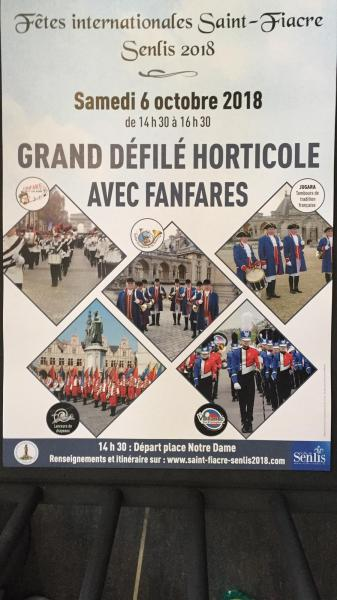 Saint Fiacre - 06.10.2018